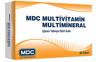 MDC MULTİVİTAMİN